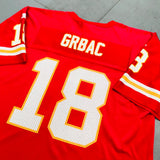 Kansas City Chiefs: Elvis Grbac 1997/98 (L)