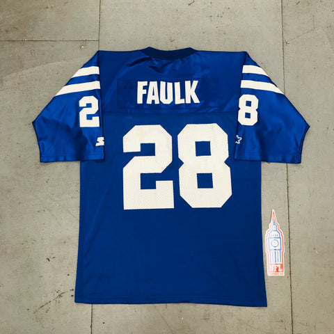 Indianapolis Colts: Marshall Faulk 1995/96 (L)