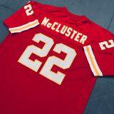 Kansas City Chiefs: Dexter McCluster 2010/11 (XL)