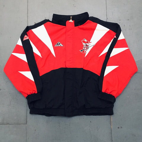 UNLV Rebels: 1990's Apex One Sharktooth Jacket (XL)