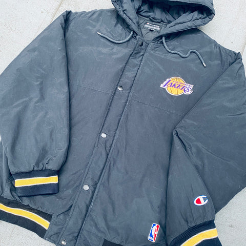Florida State Seminoles: 1990's Russell Athletic Wraparound Spellout Sweat (M)