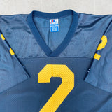 Michigan Wolverines: No. 2 Charles Woodson Champion Jersey (S/M)