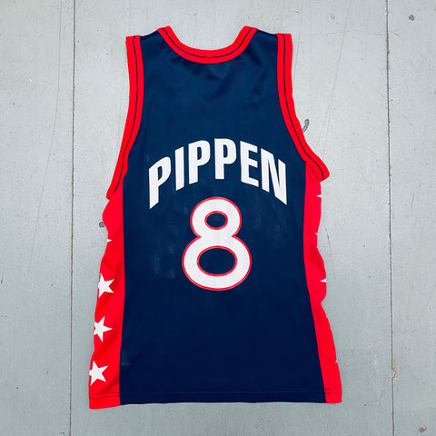 Team USA: Scottie Pippen 1996 Champion Jersey (S)