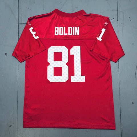 Arizona Cardinals: Anquan Boldin 2003/04 Rookie (S)