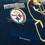 "Pittsburgh Steelers: 1995 ""TAZ"" Graphic Tee (S)"