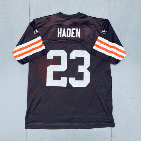 Cleveland Browns: Joe Haden 2010/11 Rookie (L)