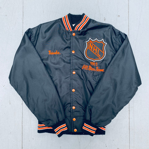 "NHL: 1983 All Star Game ""Linda"" Bomber (S)"