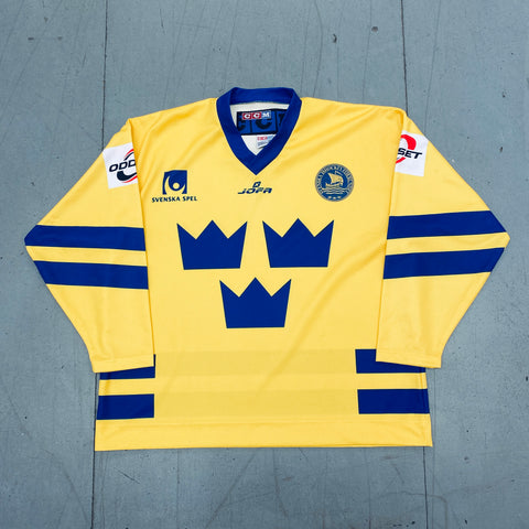 Team Sweden: 1998 CCM Jersey (S)