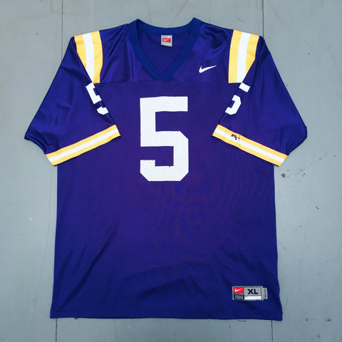 "LSU Tigers: No. 5 ""Skyler Green"" Nike Jersey (XL)"