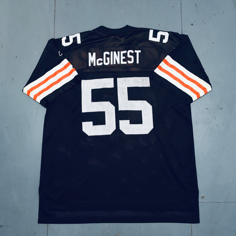 Cleveland Browns: Willie McGinest 2006/07 (XL)