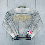 Baltimore Orioles: 1990's Apex One Fullzip Windbreaker (XL)