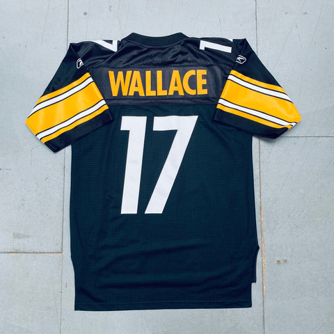 Pittsburgh Steelers: Mike Wallace 2010/11 (M)