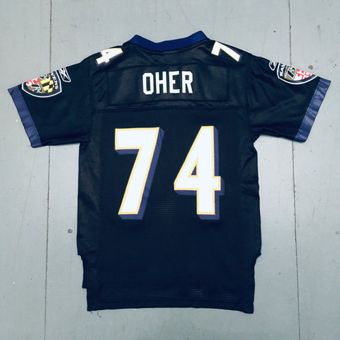Baltimore Ravens: Michael Oher 2009/10 Rookie (S)