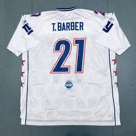 New York Giants: Tiki Barber 2006 Pro Bowl (XXL)
