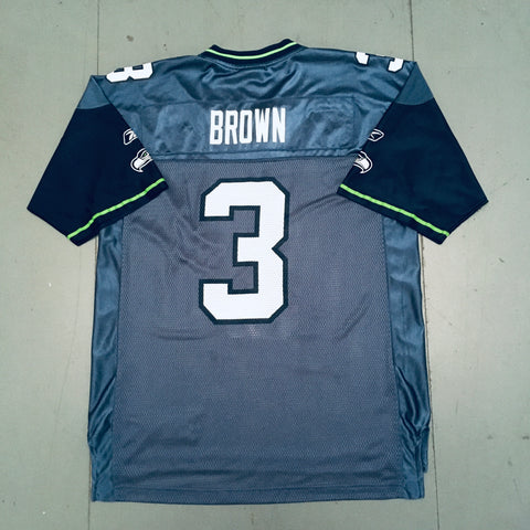 Seattle Seahawks: Josh Brown 2006/07 (L)