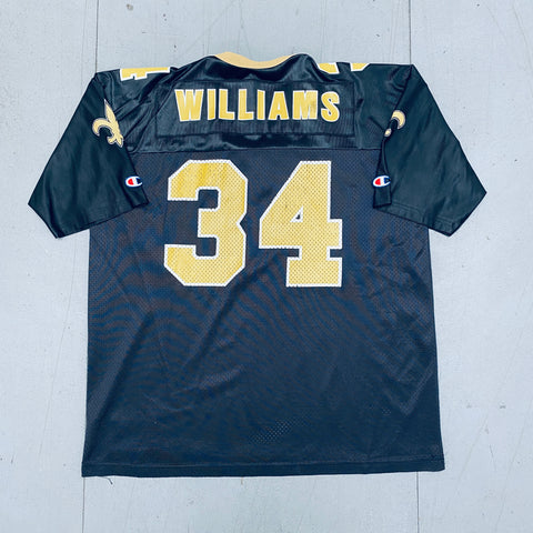 New Orleans Saints: Ricky Williams 1999/00 Rookie (XL)