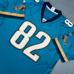 Jacksonville Jaguars: Jimmy Smith 2002/03 (XL)