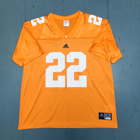 "Tennessee Volunteers: No. 22 ""Corey Terry"" Adidas Jersey (XL)"