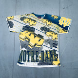 Notre Dame Fighting Irish: 1990's Magic Johnson Tee (M)