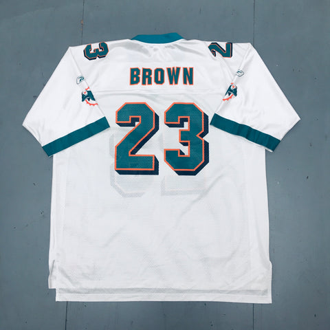 Miami Dolphins: Ronnie Brown 2005/06 Rookie (XXL)