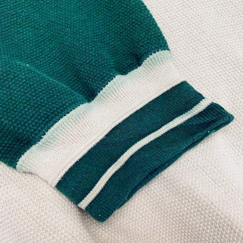 THE Ohio State Buckeyes: 1980's Embroidered Spellout Sweat (S)