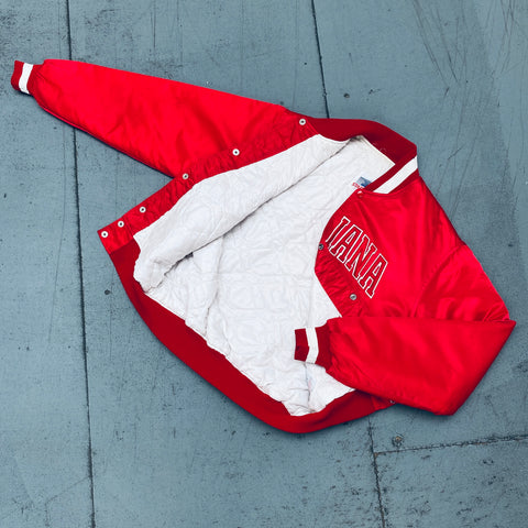 Pittsburgh Steelers: 1990's Fullzip Proline Starter Jacket (L)