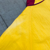 Oakland Raiders: 1990's Reverse Spellout Chalk Line Bomber (XL)