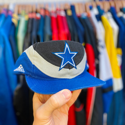 Dallas Cowboys: 1990s Apex One Wool Wave Snap