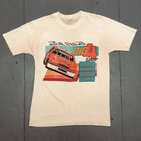 "NASCAR: 1985 ""Bill Elliott - Big 4 Winner"" Tee (M)"