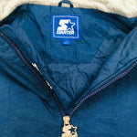 Notre Dame Fighting Irish: 1990's Fullzip Starter Jacket (XL)