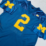 Michigan Wolverines: Charles Woodson 1997 Nike Throwback Jersey (XXXL)