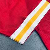 Dallas Cowboys: 1990's Zubaz Spellout Sweat (L/XL)