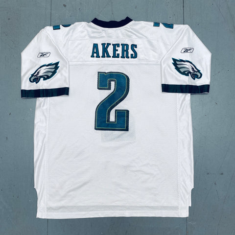 Philadelphia Eagles: David Akers 2002/03 (XXL)