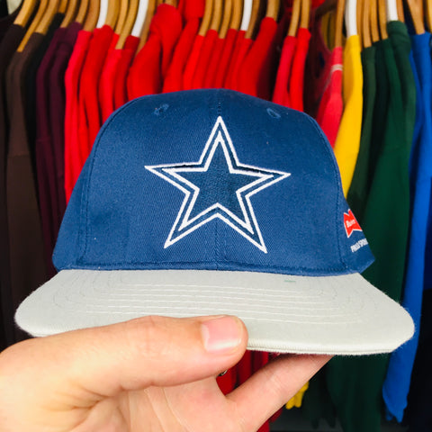 Dallas Cowboys: NFL x Budweiser Promotional Throwback Snap - DEADSTOCK!