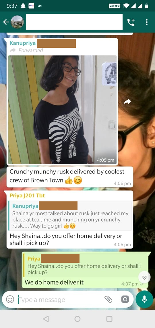 The Brown Town Customer Review