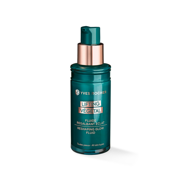 Enhances volume and boosts the skin's radiance