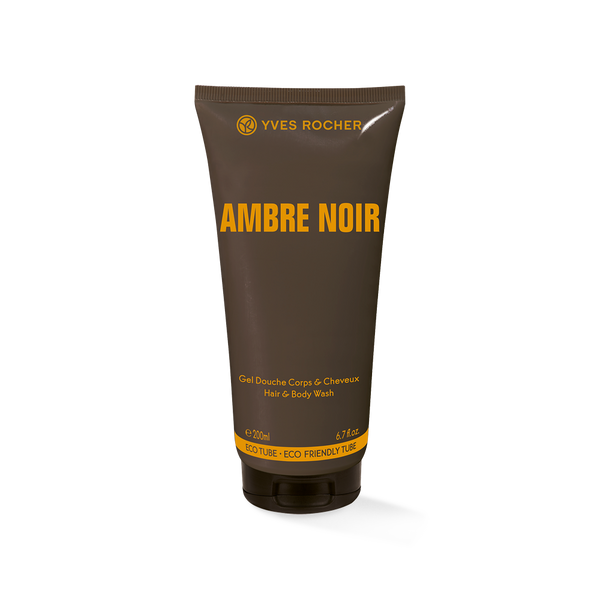 Immerse yourself in the deep and intense world of Ambre Noir