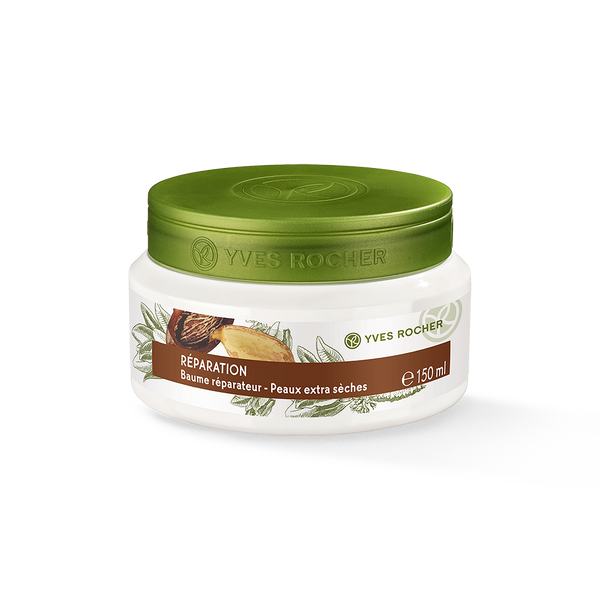 Repairs and deeply nourishes extra dry and damaged skin