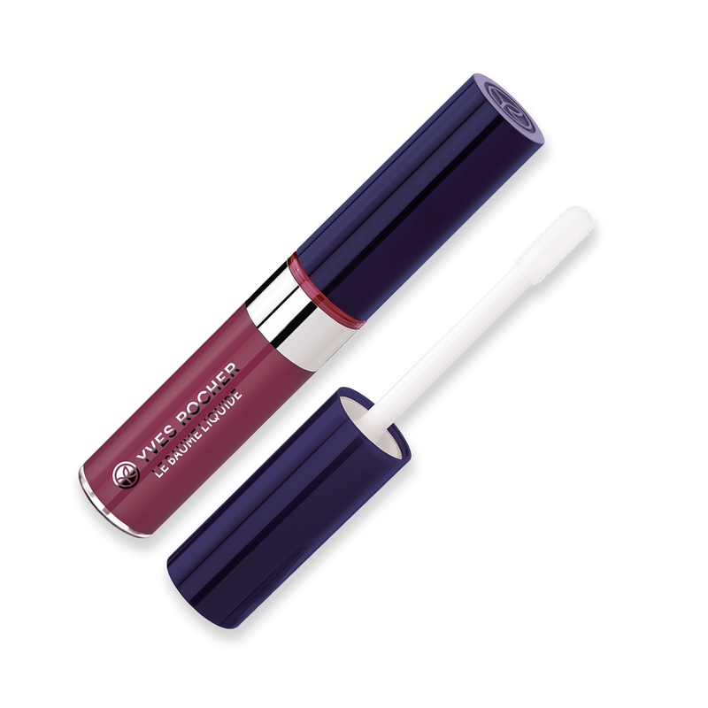 For lips as glossy as they are nourished