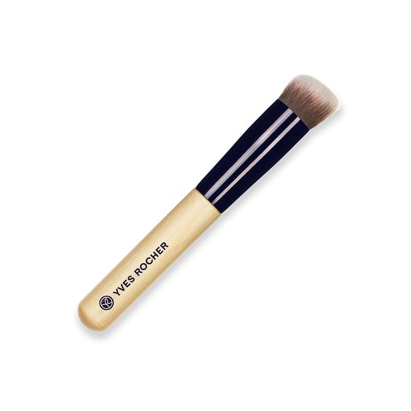 Perfection at the tip of a brush.  The secret to a flawless complexion