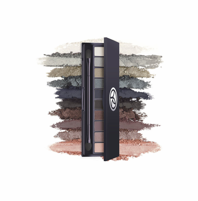 A palette containing 10 must-have shades