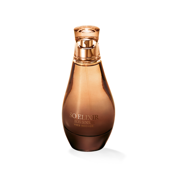 An elixir of refined and voluptuous femininity
