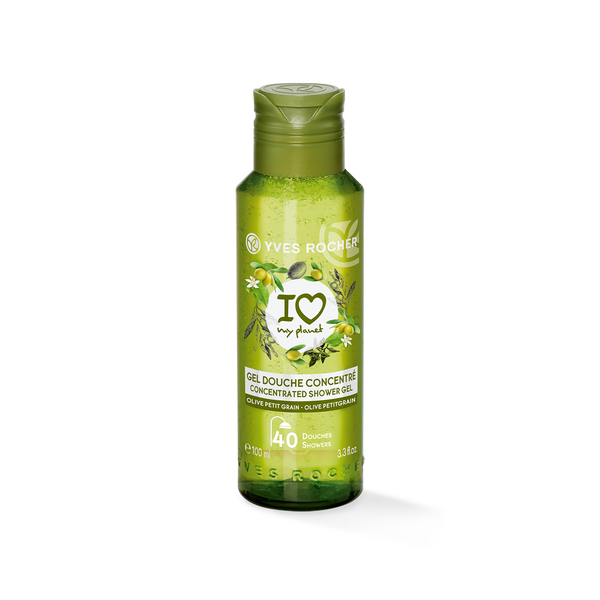 A Concentrated shower gel with relaxing benefits that preserves your pleasure while doing something for the planet.