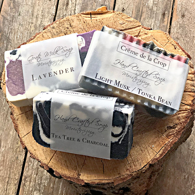Hand Crafted Soaps