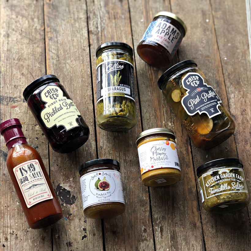 Small Batch & Specialty Foods