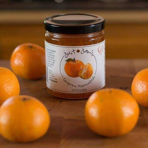 Preserves - Tangerine Marmalade, Just Jan's