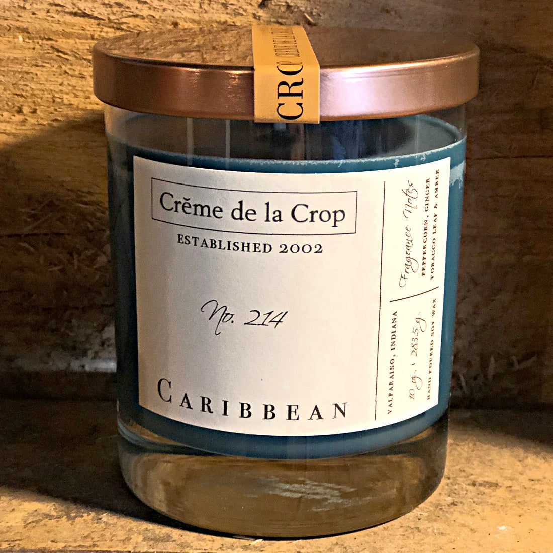 Soy Candle - Caribbean