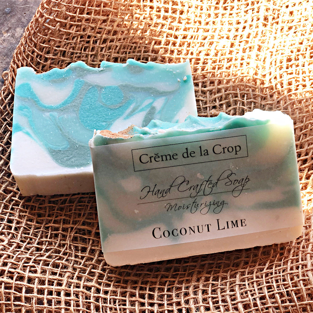 Soap - Coconut Lime