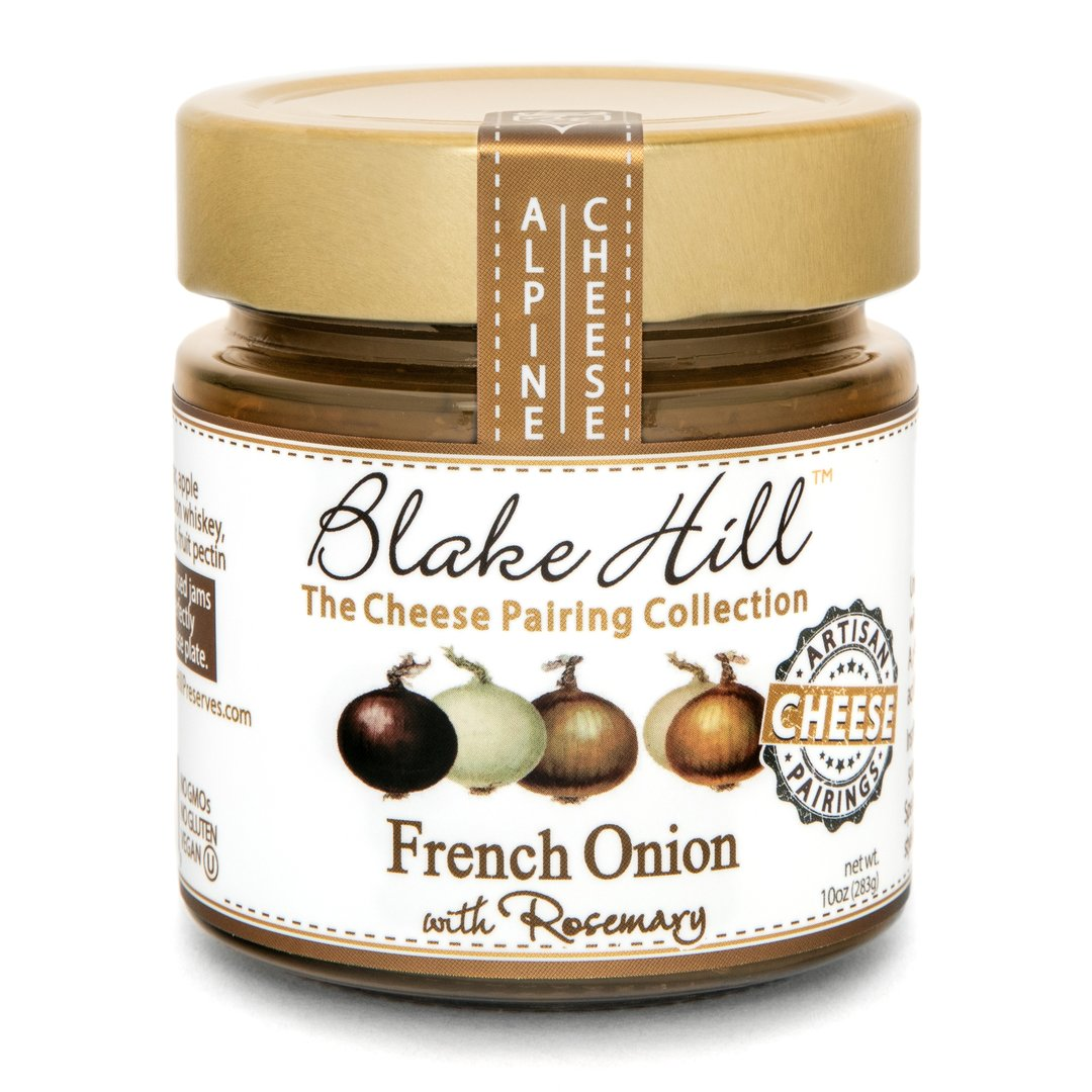 Spreads - French Onion with Rosemary Savory Cheese Pairing, Blake Hill