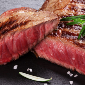 sirloin steak, sirloin, steak, grass fed, beef, seven sons, valparaiso, creme de la crop, local